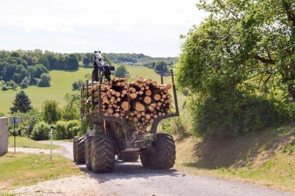 Reconditionnement de machines forestières à Beaune